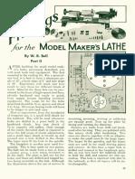 Lathe Modelling2