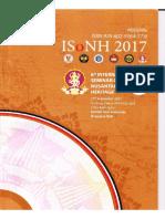 3. Prosiding Dan Piagam ISoNH 2017