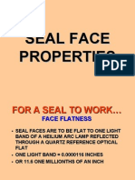 101 Seal Face Dynamics