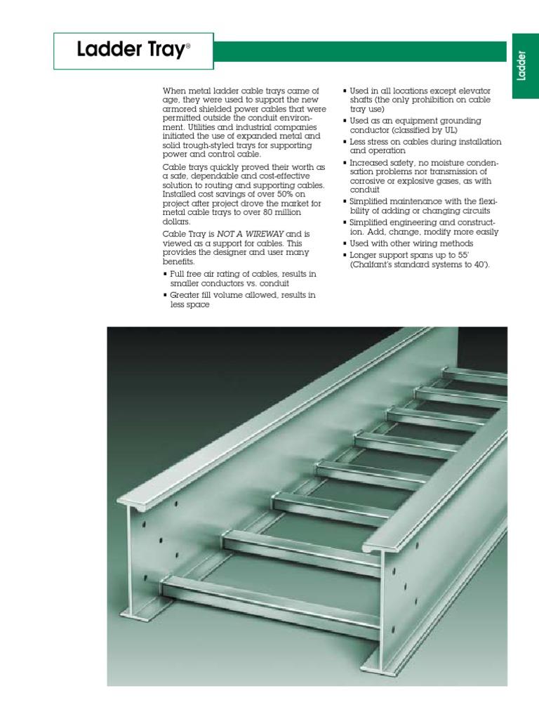 Catalog Ladder | Cable | Sheet Metal