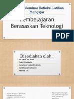 KPR 3012 Seminar Refleksi Latihan Mengajar