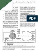 A1A EC SENSORS AN2 Design of Electronics for EC Sensors V4