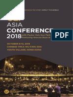 2018 CLF Asia Conference(en)