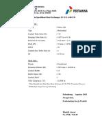 12. Lampiran 1 - Data Pengamatan