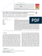 Wear behavior of silica and alumina-based nanocomposites reinforced with multi walled carbon nanotubes and graphene nanoplatelets.pdf