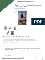 Aparat Electrostimulare Compex SP 6.0 - Ina Medical Sport
