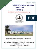 Cim Lab Manual