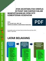 Strategi WTP Kemenkes