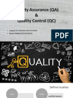 Quality Ass and Quality Con