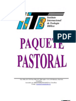 Paquete Pastoral