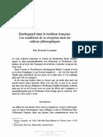 Lafarge. Kierkegaard dans la tradition frangaise..pdf