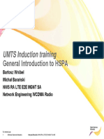 UMTS Induction Training (General Intorduction to HSPA) v1.2