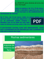 8 as Rochas Sedimentares Enquanto Arquivos História Da Terra