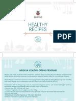 (Doh) Recipes Book