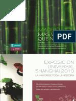 10   Madrid Expo Shanghai   Programa de Participación Empresarial   Spain   -   Air Tree shanghai
