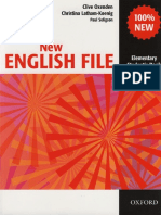 [New English File] [Elementary] [Student's Book] OXENDEN Clive et al [OXFORD] [Book].pdf