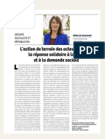Tribune Helene de Comarmond - Fevrier 2019