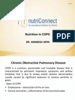 Final Nutrition in COPD