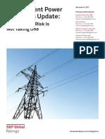 S&P Global Report