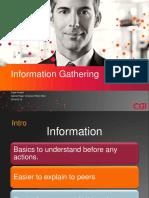 10. Information Gathering