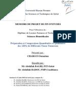 Rapport Oumaima