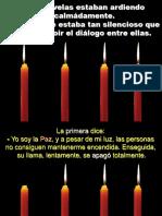 4 velas