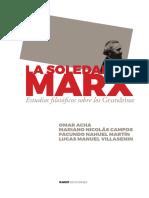 La Soledad de Marx