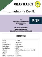 Lapsus Rhinosinusitis Kronik Era