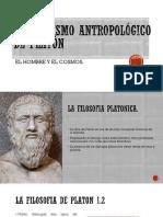 Antropologias de platon y el cosmos