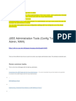 J2EE Administration Tools (Config Tool, Visual Admin, NWA).docx