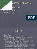 KB Hormonal, PIL.ppt