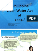 Chapter XIII (Clean Water Act).pptx