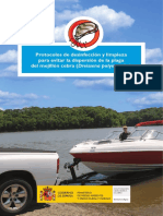 Protocolo Desinfeccion CHE 2011