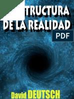 La estructura de la realidad - David Deutsch.epub