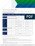Spx fFact Sheet