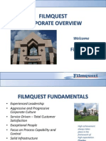 Filmquest Overview