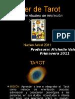 Taller de Tarot-recomendaciones - Listo