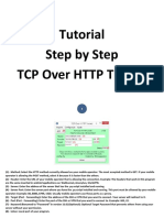 Tutorial Step by Step - TCP Over HTTP Tunnel en-US