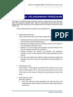 F. Jadwal Pelaksanaan Pekerjaan PMT