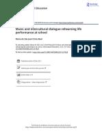 Music and Intercultural