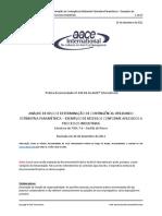 43R 08 Analise de Risco e Determinacao de Contingencia