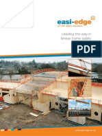 Easi Edge A4 Timber Brochure LR
