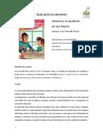 Albertina La Ayudante Guia Docente