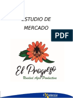 Estudio de Mercado El Progreso 17 de Noviembre de 2018