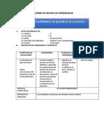 ESQUEMA DE SESION DE APRENDIZAJE maestra.docx