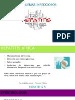 Hepatitis Viral y Tóxica