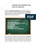 10 Útiles consejos para elaborar con éxito un resumen.docx