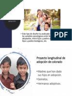 diseños de adopción Diferencial