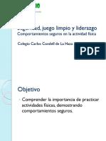 Juegos Seguro Ed. Fisica y Salud