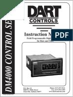 Dm 4000 Manual